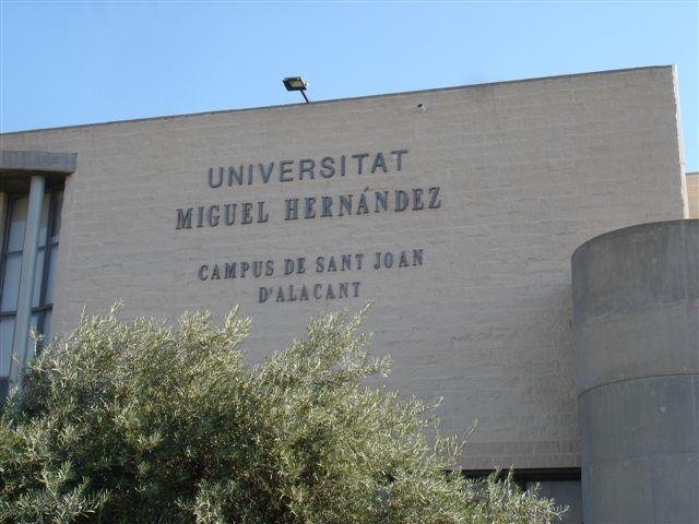 de gestion del campus de sant joan d alacant se creo por acuerdo de