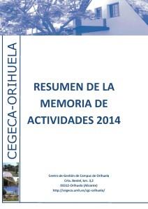 RESUMEN DE LA MEMORIA DE ACTIVIDADES 2014_Página_1